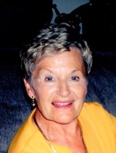 Beryl Anne  Simmonds (nee Broadhurst)