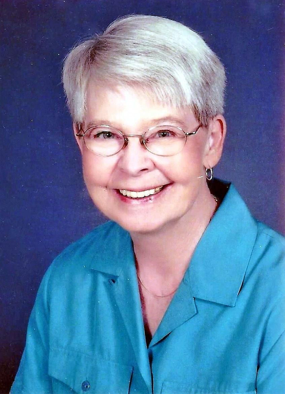 """Judith """"Judy"""" Ann Young  James"""