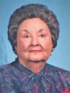 Ms. Jewell Frances  Patrick