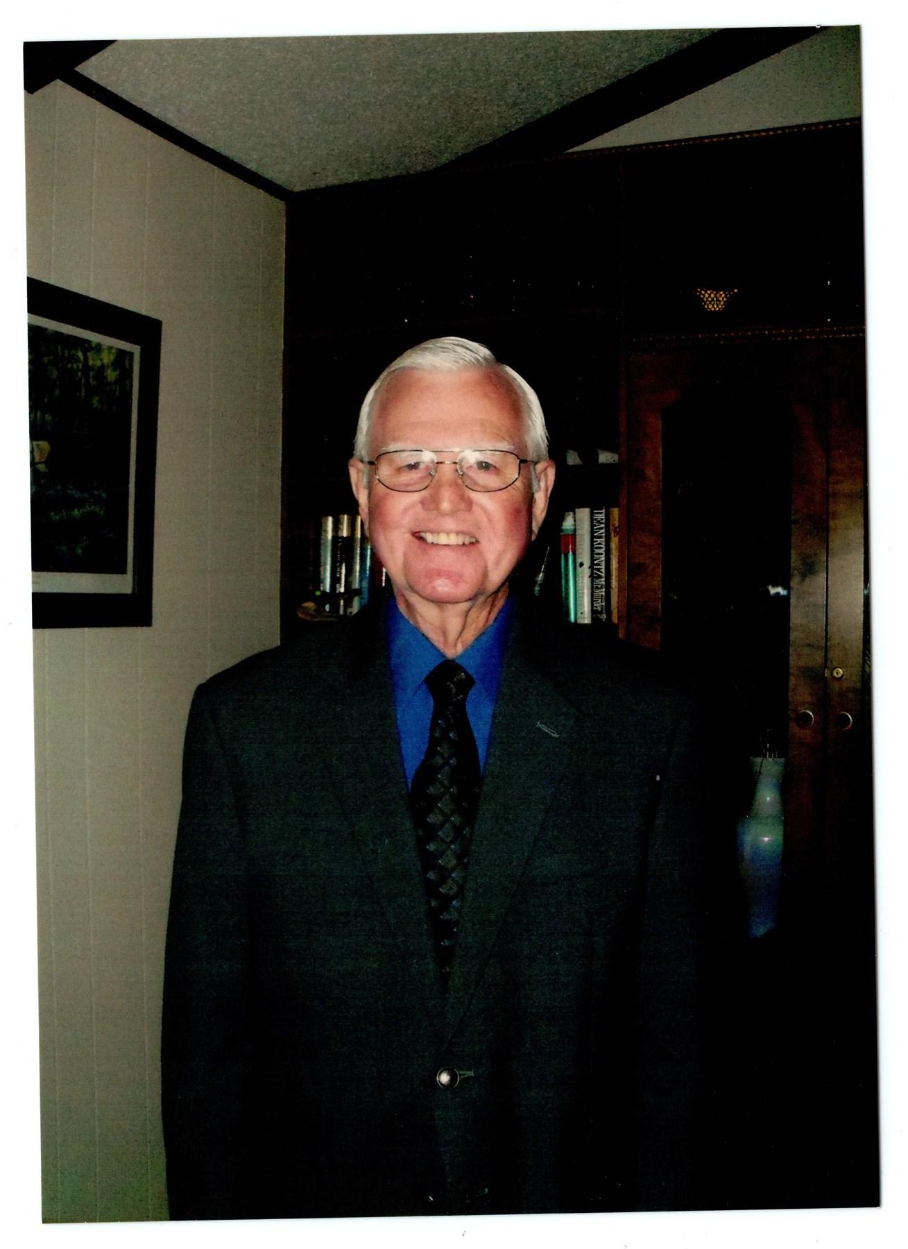 Donald James  Gibson