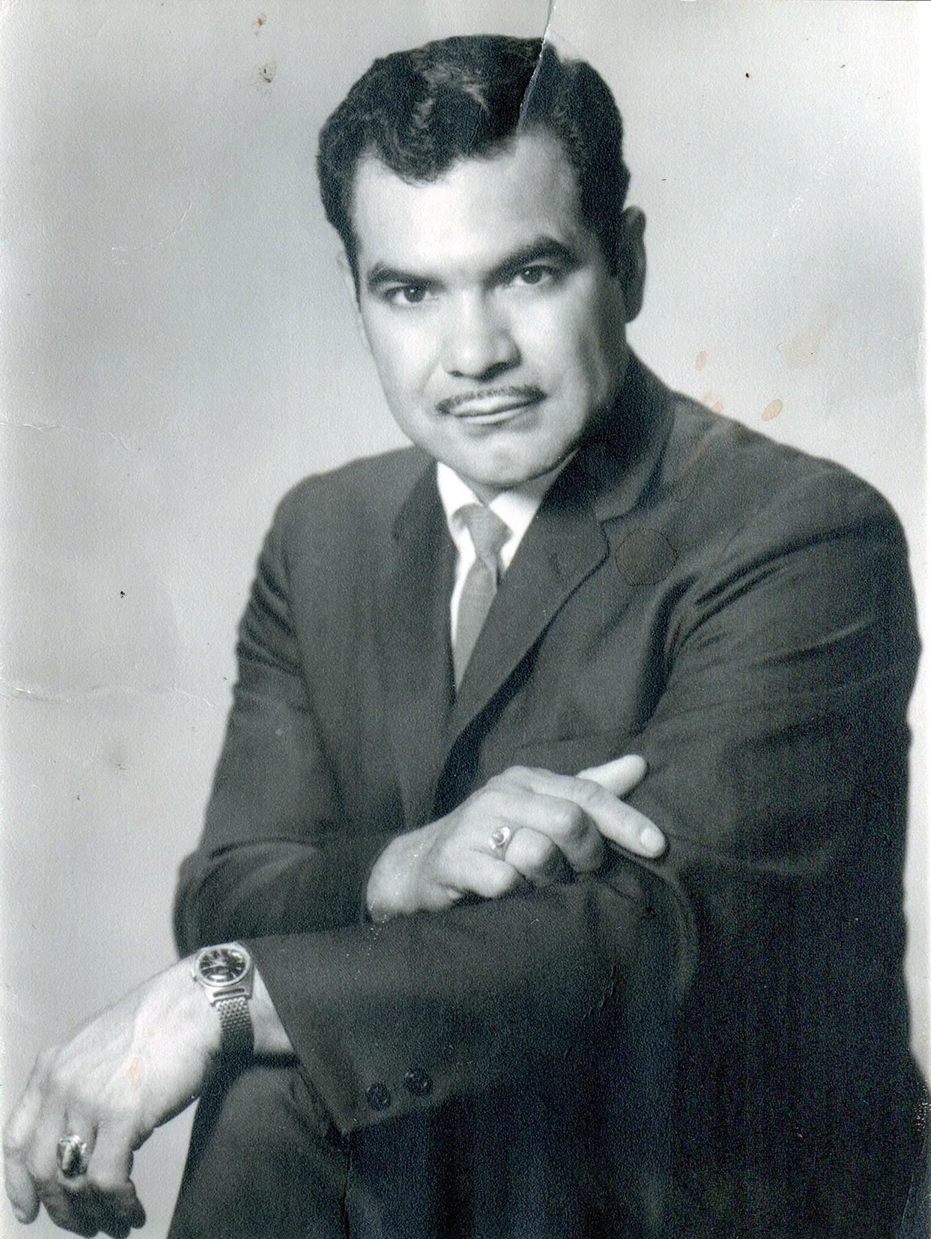 Gilbert R.  Trejo