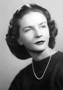 Virginia  Hanson (née Day)