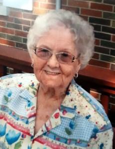 Vera M.  Sewell