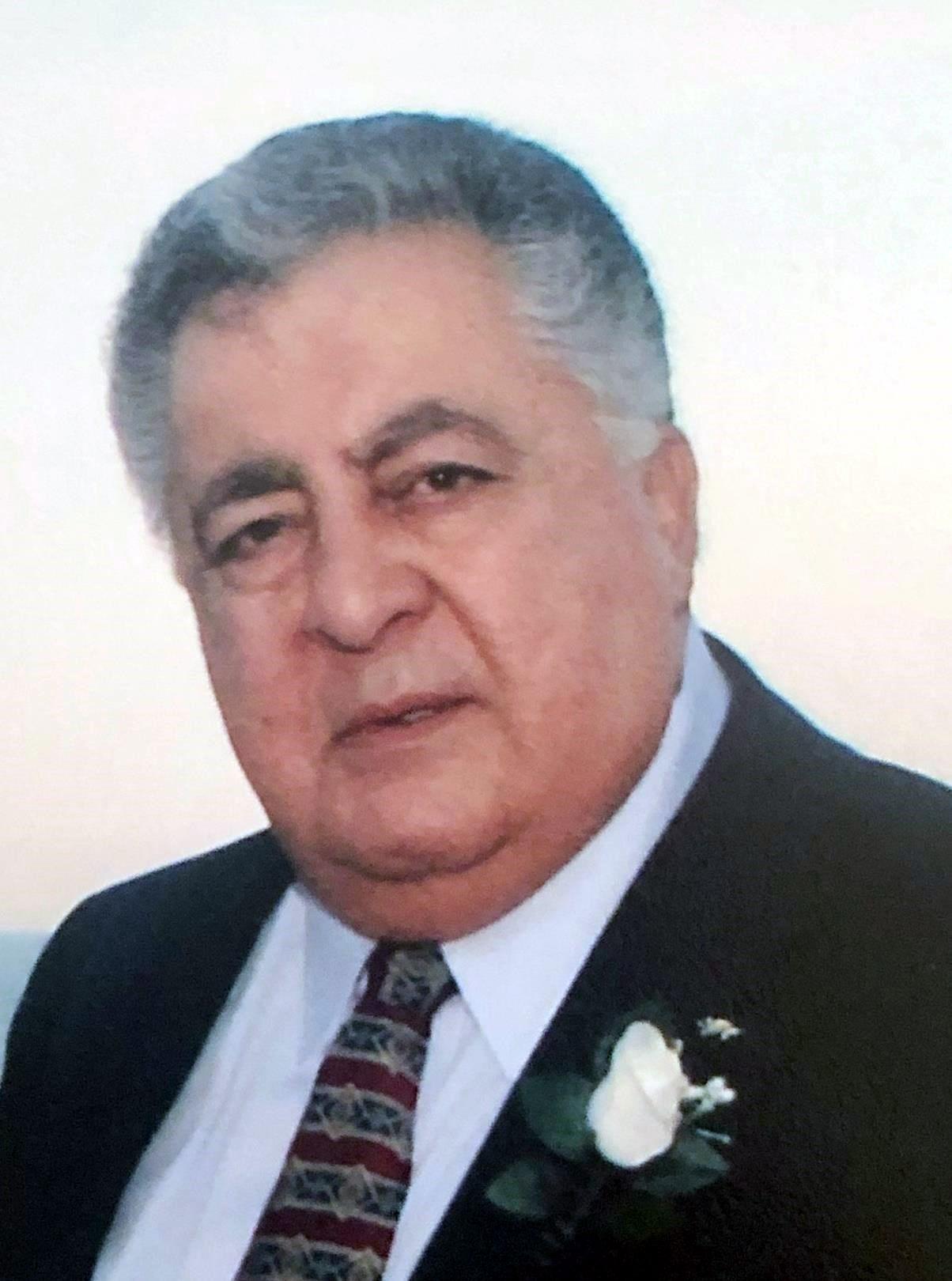 Tony M.  Rukab Sr.
