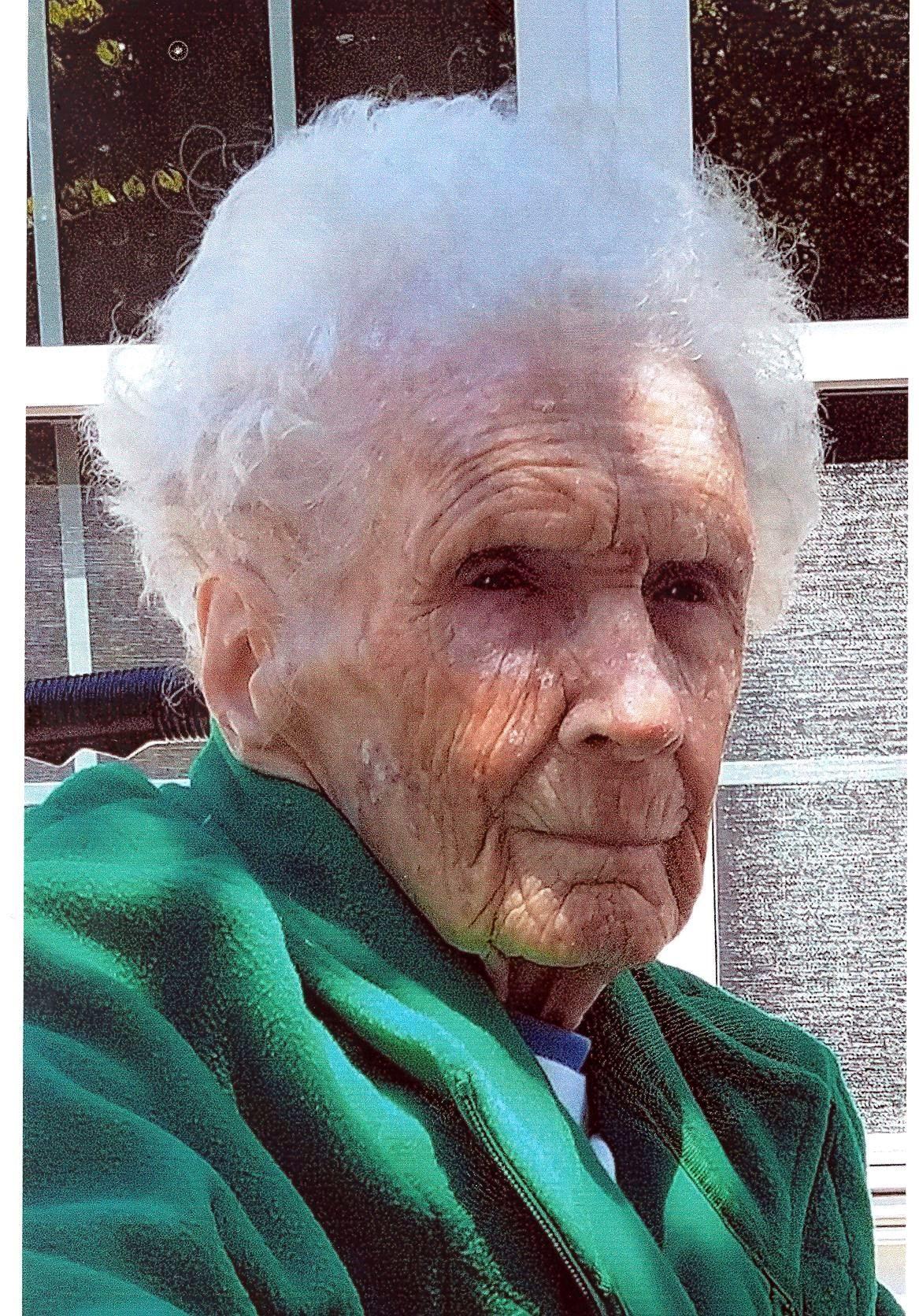 Hazel Roberts  Reichard