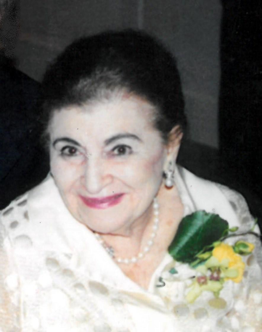 """Aida """"Lulu"""" Fahmy  Farid"""