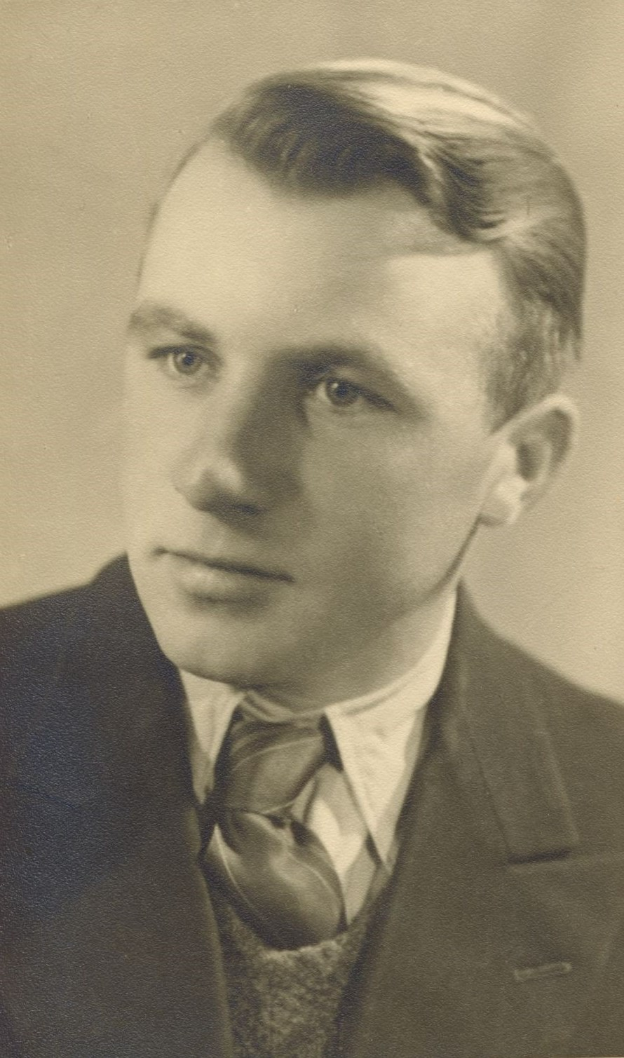 George Gerhard  Peters