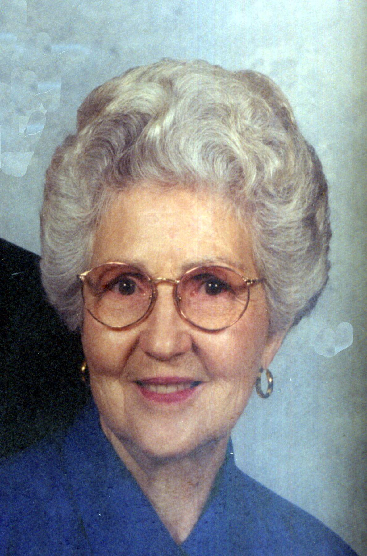 Vera Mae  Marshall Hedrick