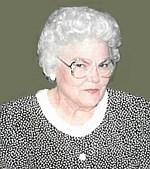 Bertha Stevenson