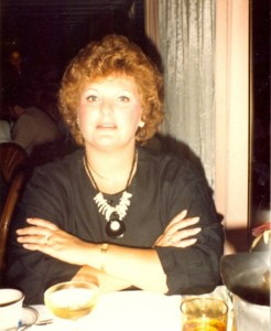 Mrs. Nita Linda  STAGER