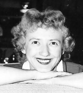 Beverley Joyce  Wright