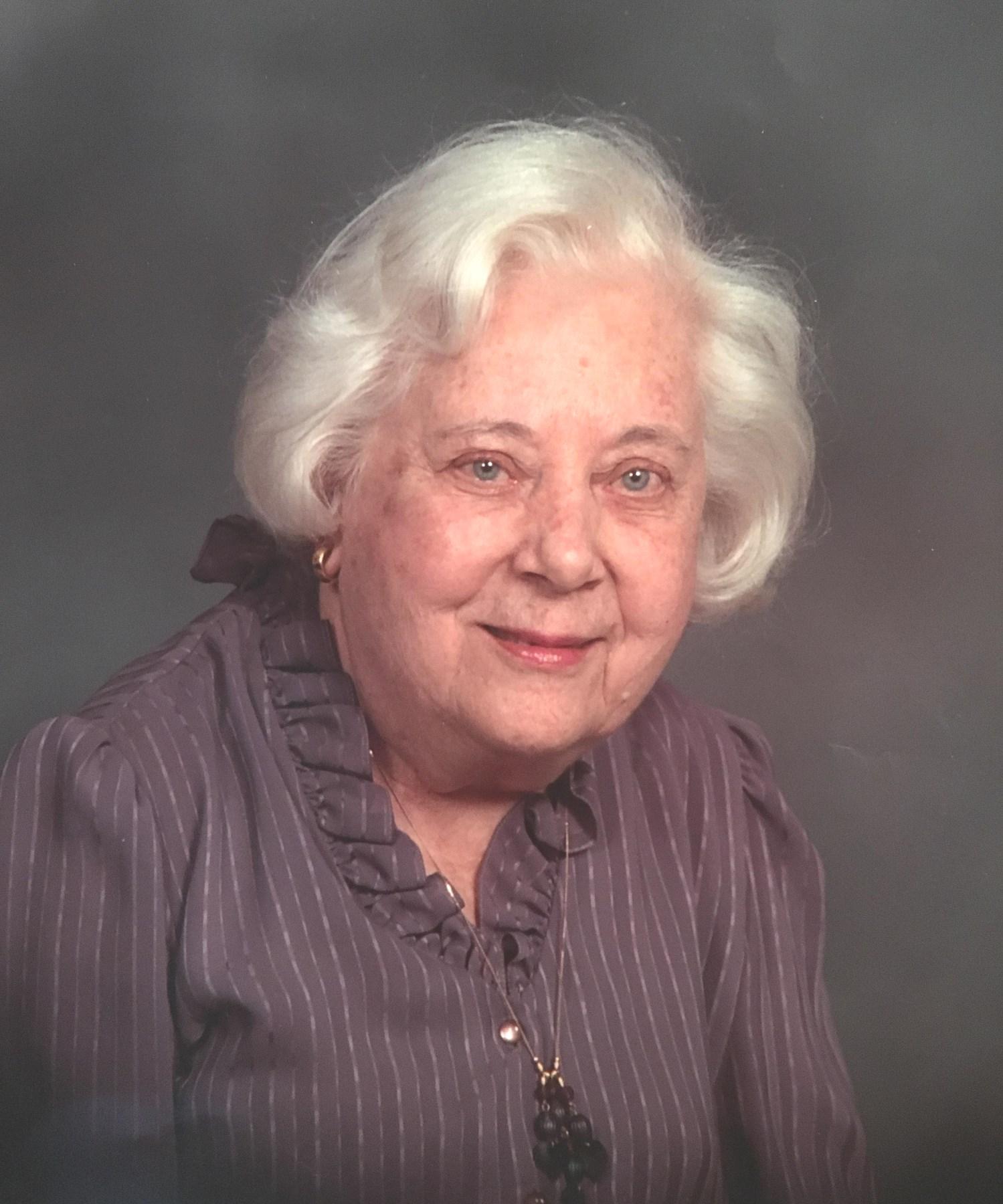 Doris  McCandless