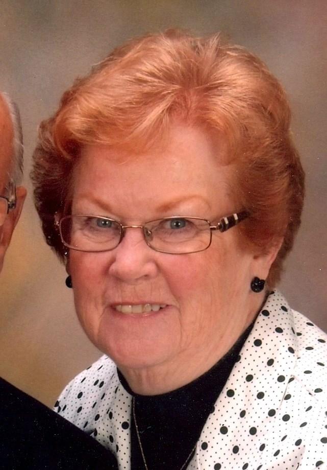 Patsy J.  Hurst