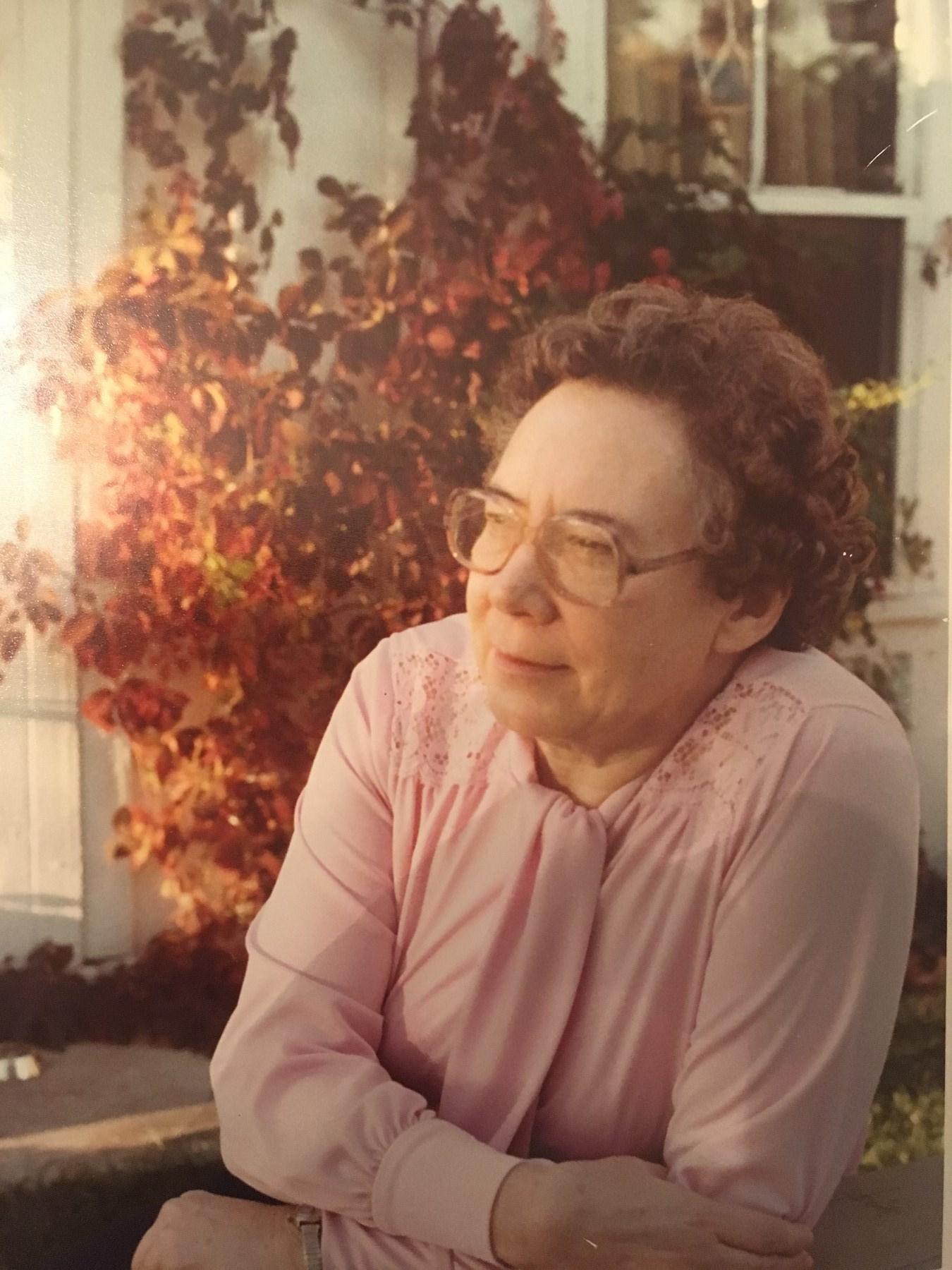 Doris Marion  Hurst
