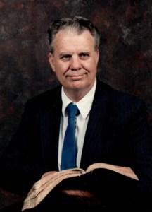 Rev. James Ray  Fletcher