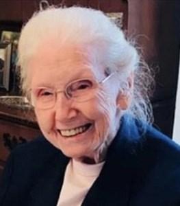Mary Ruth  Morgan