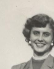 """Dorothy """"Dot"""" Rediker  Hoffmann"""