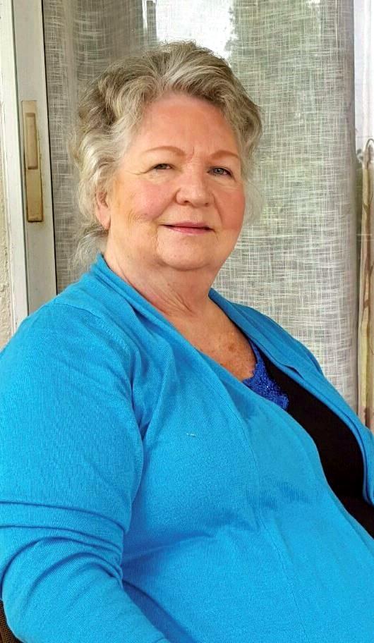 Sandra Gail  Walls