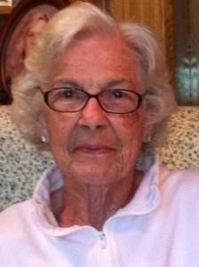 Helen Louise  Burrows