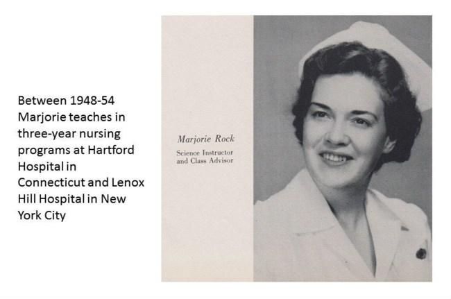 Marjorie J  Rock avis de décès - Ogdensburg, NY