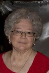 Margie Mae  Crozier