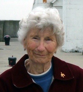 Daphne Patricia  Thacker