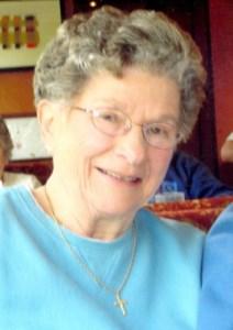 Betty Jean  LUCAS