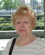 Patricia Byers (nee Jones)