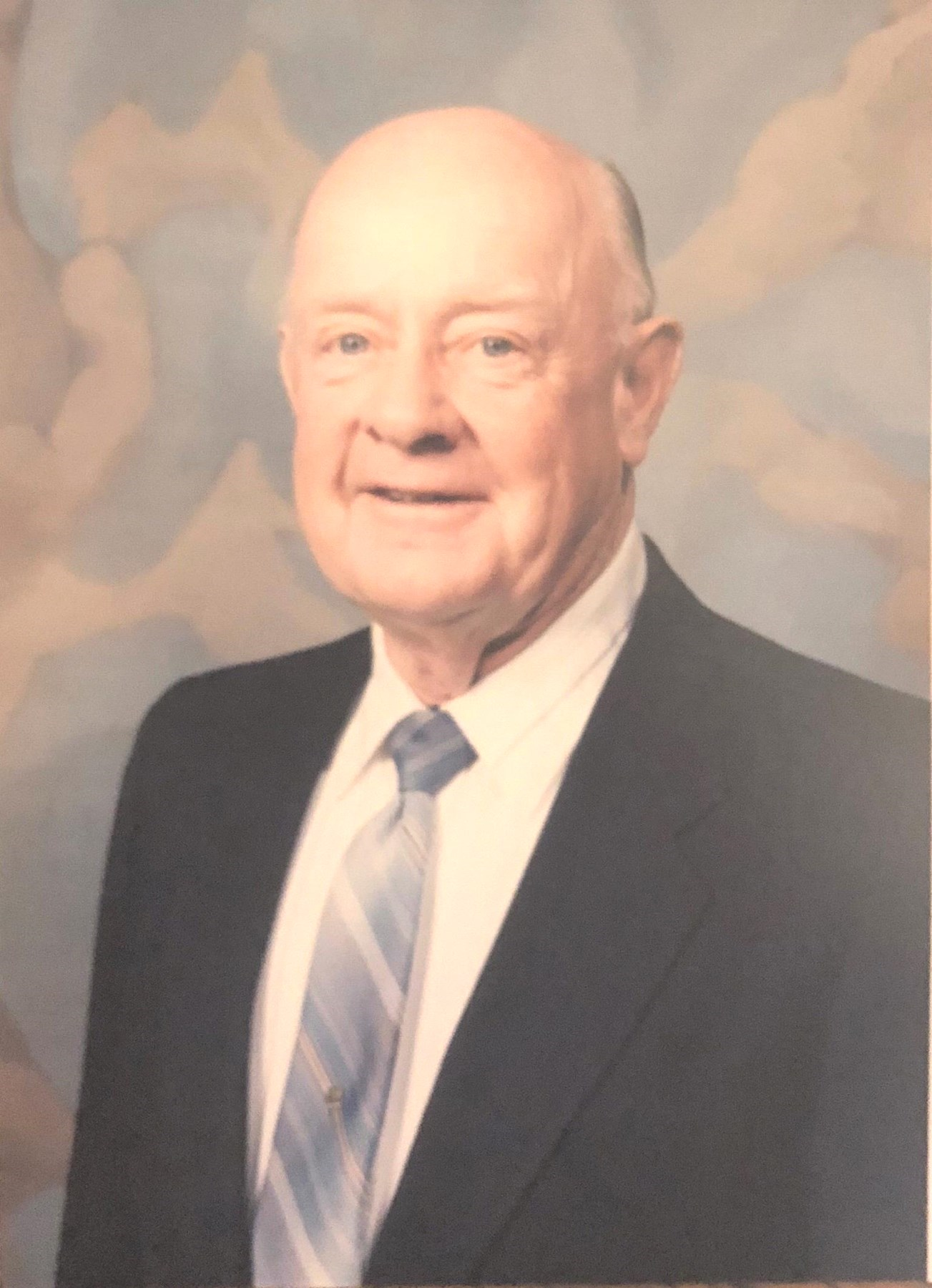 Clyde Odell  Steele