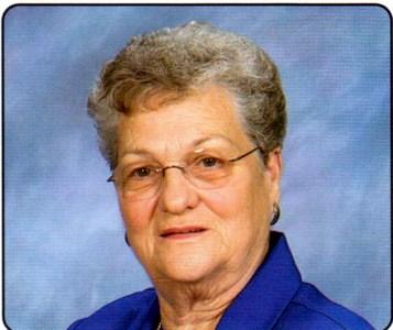 Ruth Anna  Blair