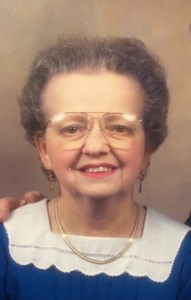 """Verona """"Ronnie"""" Martha  Miller"""