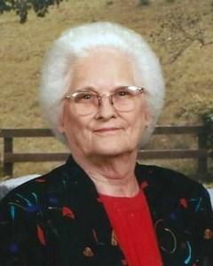 Thelma Elizabeth Croxton Frizzelle  Kelly