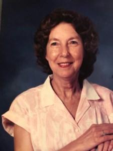 """Flora """"Ruth""""  Denman"""