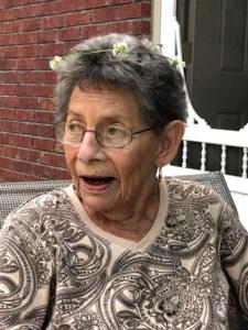 Barbara Mae  Gailey