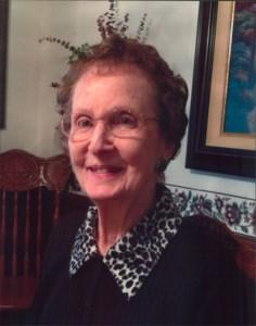 """Mrs. Elizabeth """"Lib""""  Hayes"""