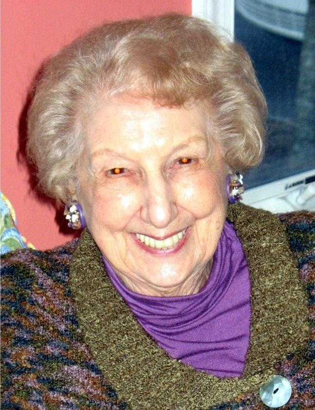 Mary Barbara  Buccini
