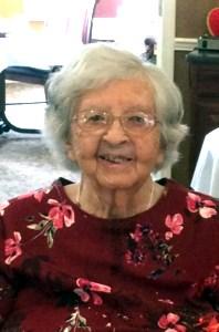 Gladys Louise  Shaw