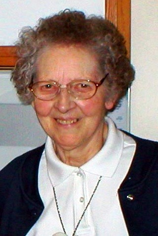 Sister Therese  Landry SUSC