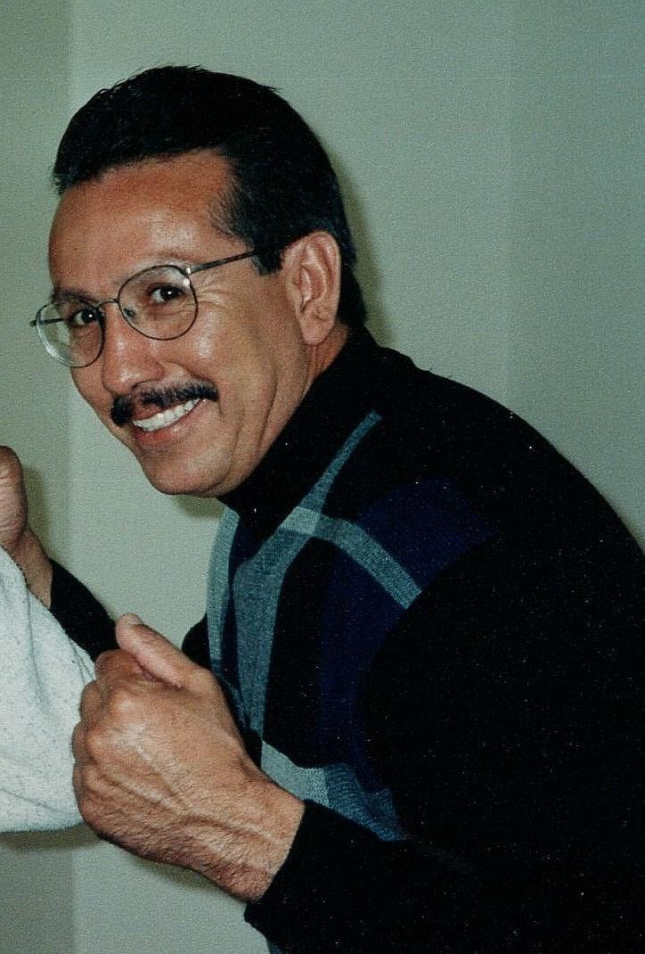 Alejandro Santillan  Fernandez