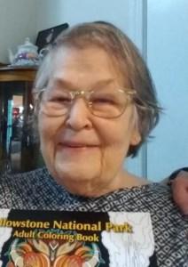 Bonnie Carol  Ross