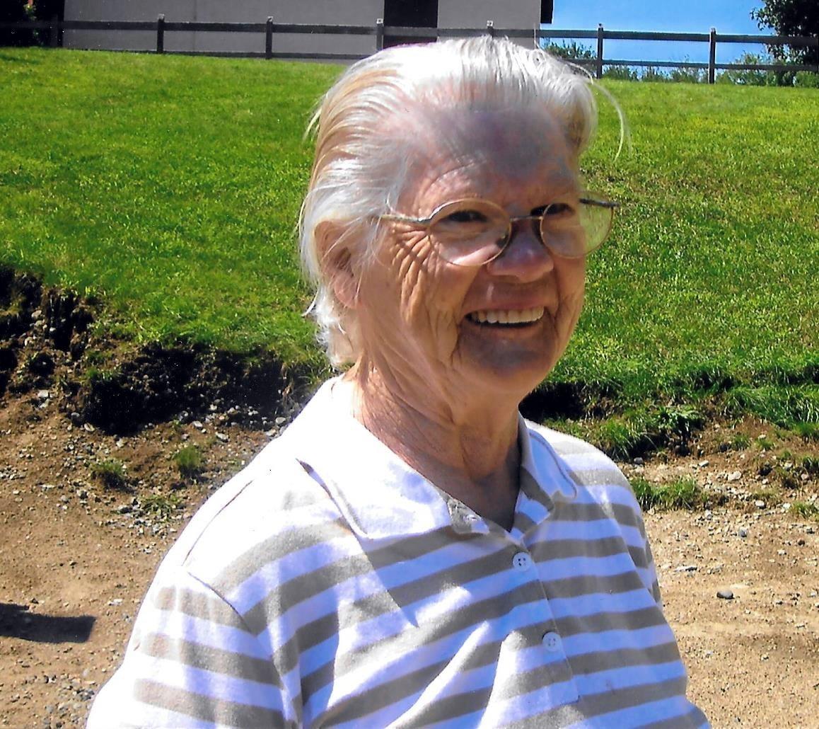 Thelma Elizabeth  Cyr