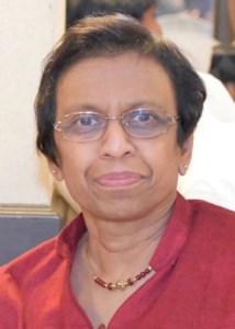 Dr. Sasanda  Nilmalgoda (nee Abeyratne)