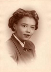 Frances Evelyn  PHILLIPS-MARTIN