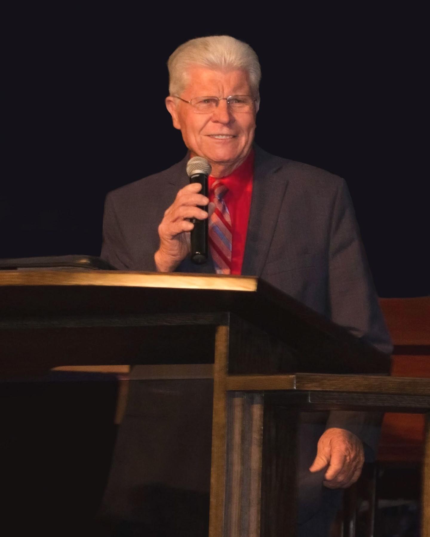 Rev. Douglas  Hicks