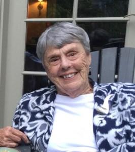 Mary Elizabeth  Sweet