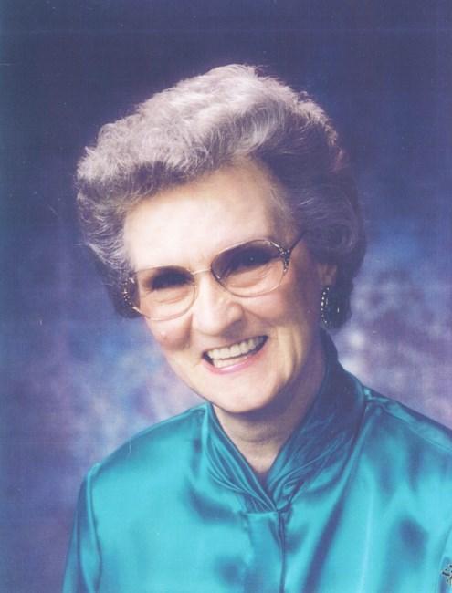 Obituary of Christine Edith Scheller
